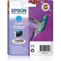 TINTEIRO EPSON T0802 AZUL