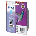 TINTEIRO EPSON T0805 AZUL CLARO