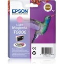 TINTEIRO EPSON T0806 MAGENTA CLARO