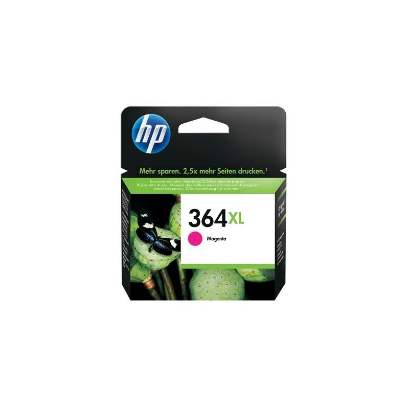 TINTEIRO HP 364XL MAGENTA (CB324EE)