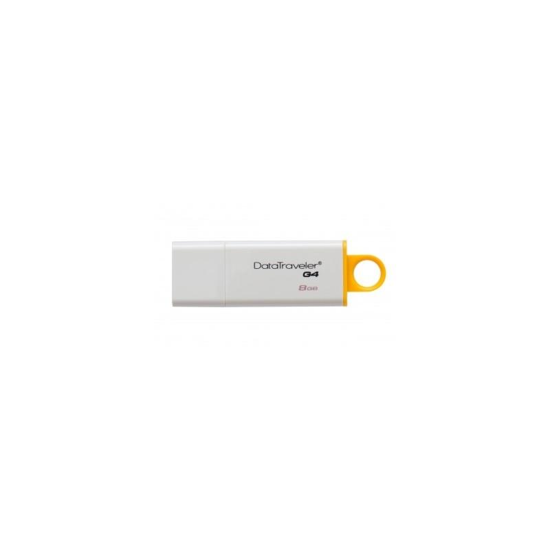 PEN DRIVE KINGSTON 8GB DTIG4 YELLOW USB 3.0