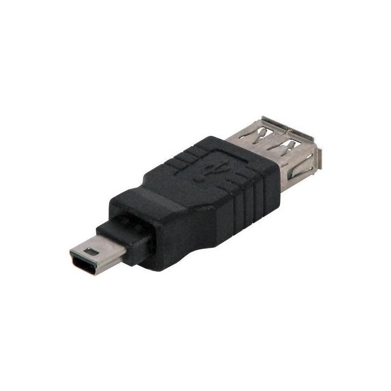 MINI ALTERADOR GENERO USB-A F/USB SB4050