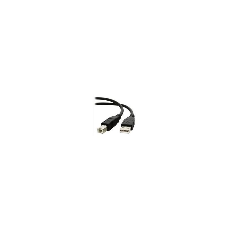 CABO USB CABLEXPERT 1.8M BLACK