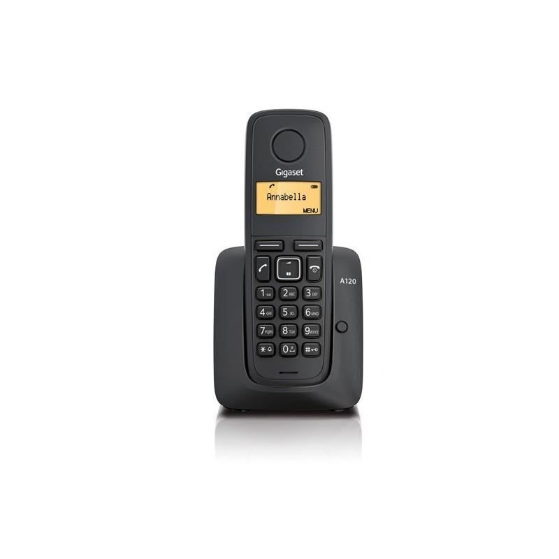 TELEFONE GIGASET A120 BLACK