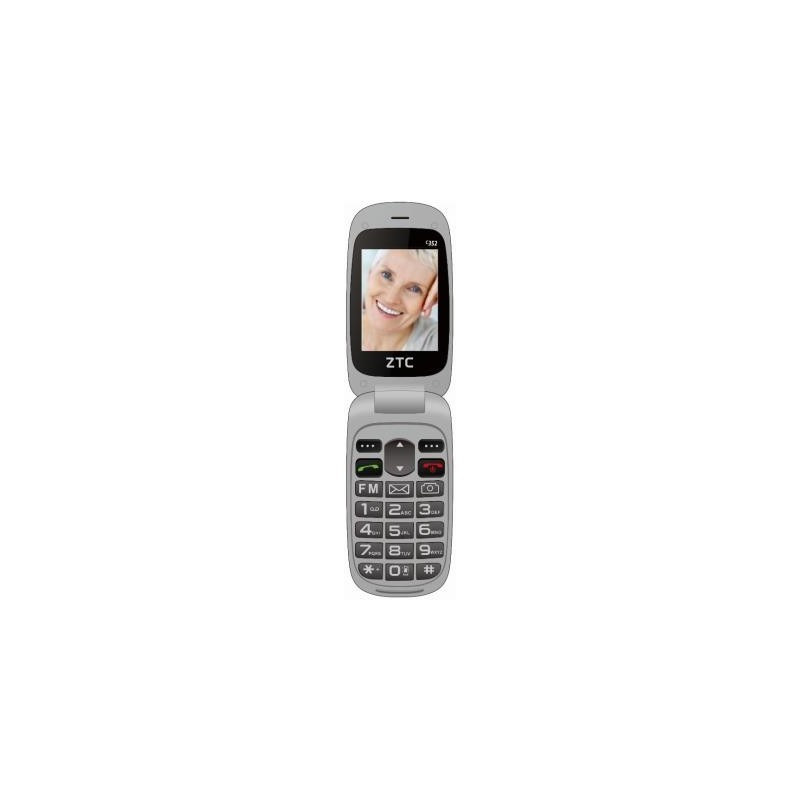 TELEMOVEL ZTC C352 SENIOR BLACK