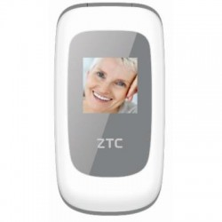 TELEMOVEL ZTC C352 SENIOR WHITE