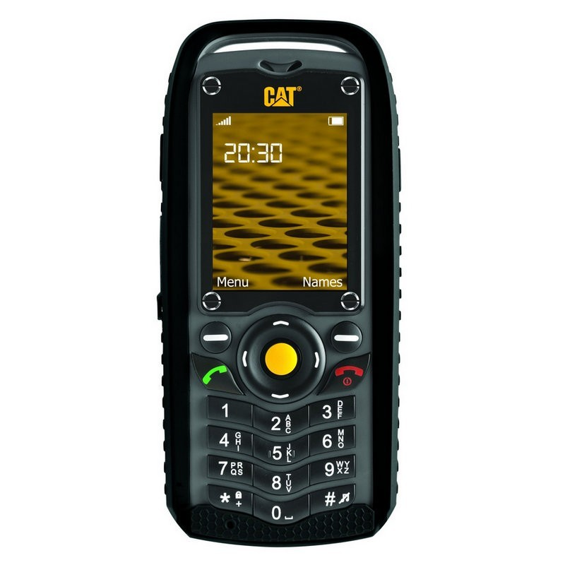 TELEMOVEL CAT B25B DUAL SIM BLACK