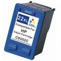 TINTEIRO HP 22XL COMP. EX