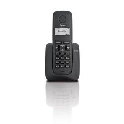 TELEFONE FIXO GIGASET A116 PRETO