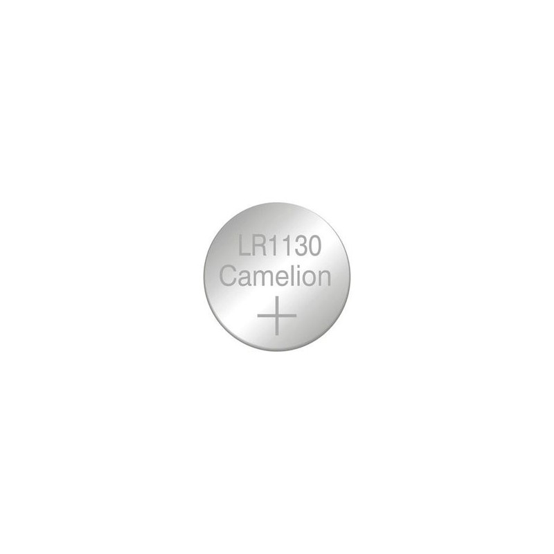 PILHA CAMELION LR1130 1.5V AG10