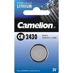 PILHA CAMELION CR2430