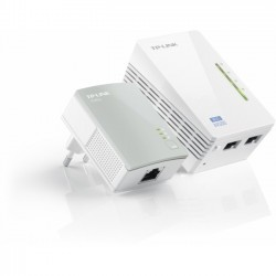 POWERLINE EXT 300 A 500MBPS V500 WIFI STA
