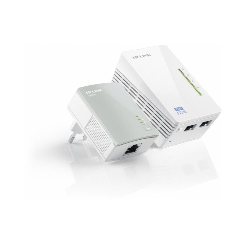 POWERLINE EXT 300 A 500MBPS V500 WIFI STA