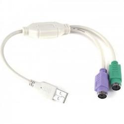 ADAPTADOR USB M PARA PS2 F