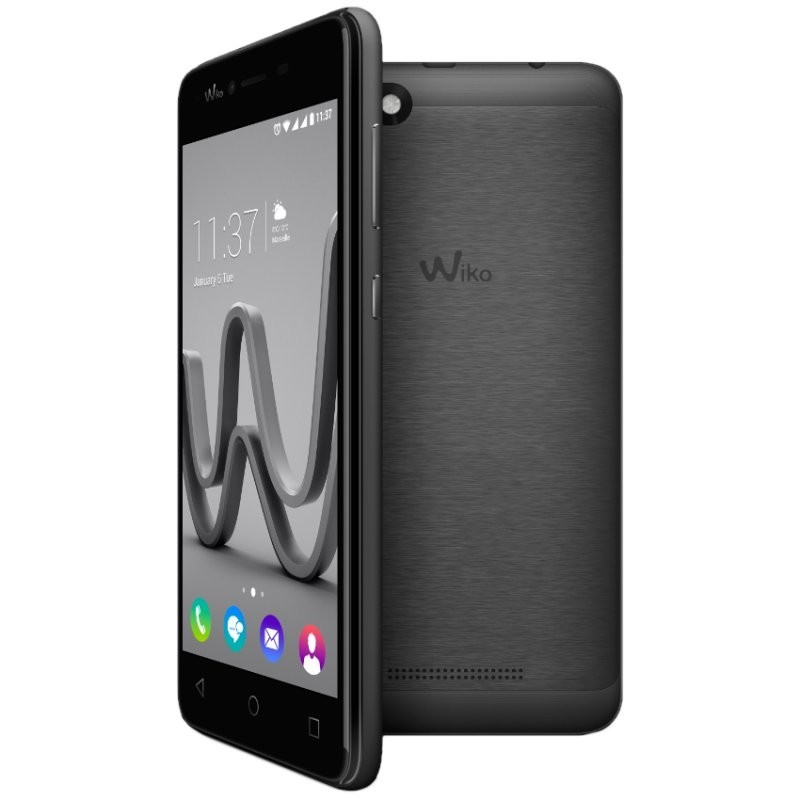 SMARTPHONE WIKO JERRY MAX SPACE GREY