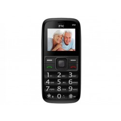 TELEMOVEL ZTC SENIOR SP40 BLACK