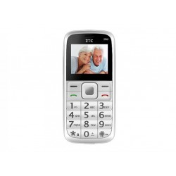 TELEMOVEL ZTC SENIOR SP40 WHITE