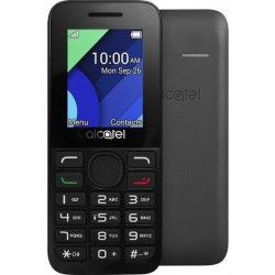 TELEMOVEL ALCATEL 1054D DS CHARCOAL GREY LATIN