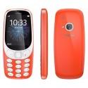 TELEMOVEL NOKIA 3310 DS RED