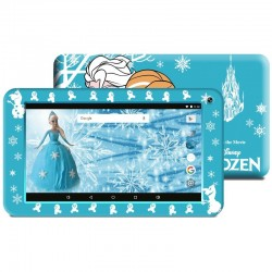 TABLET ESTAR THEMED BLUE FROZEN 7""