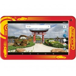 TABLET ESTAR THEMED RED CARS 7""