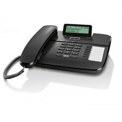 TELEFONE FIXO GIGASET DA710 PRETO