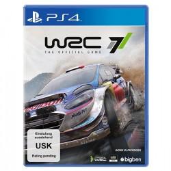 JOGO PS4 WRC 7