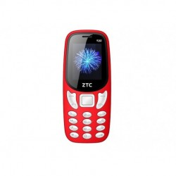TELEMOVEL ZTC B250 DS RED