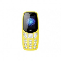 TELEMOVEL ZTC B250 DS YELLOW