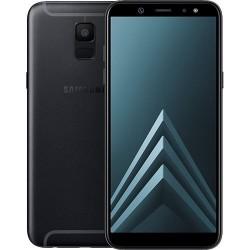 "SMARTPHONE SAMSUNG GALAXY A6 2018 5.6"" BLACK"