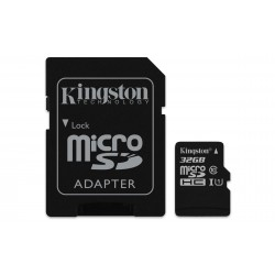 MICRO SD KINGSTON 32GB CLASS 10