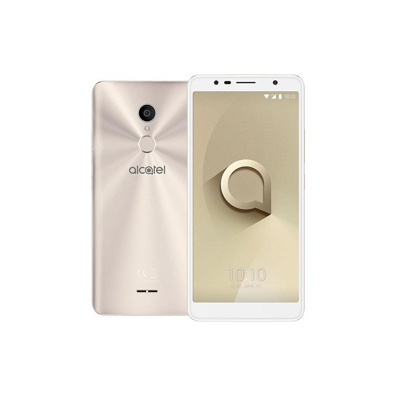 "SMARTPHONE ALCATEL 3C DS 6"" METALLIC GOLD"
