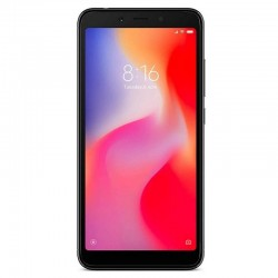 SMARTPHONE XIAOMI REDMI 6A DS 16GB BLACK