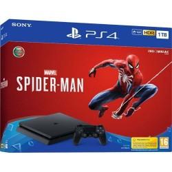 CONSOLA PS4 1TB + SPIDER-MAN