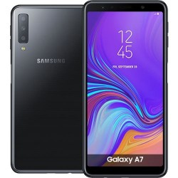 SMARTPHONE SAMSUNG GALAXY A7 2018 DS BLACK
