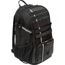 "MOCHILA TARGUS WORK+PLAY CYCLING 15.6"" BLACK"