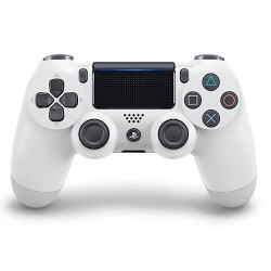 COMANDO SONY DUALSHOCK 4 PS4 WHITE
