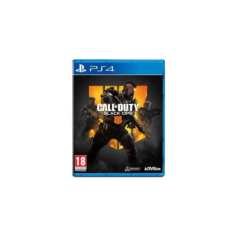 JOGO PS4 CALL OF DUTY BLACK OPS 4
