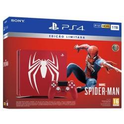 CONSOLA PS4 1TB SPIDER-MAN EDIÇÃO LIMITADA