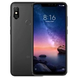 SMARTPHONE XIAOMI REDMI NOTE 6 PRO 64GB DS BLACK