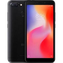 SMARTPHONE XIAOMI REDMI 6 64GB BLACK