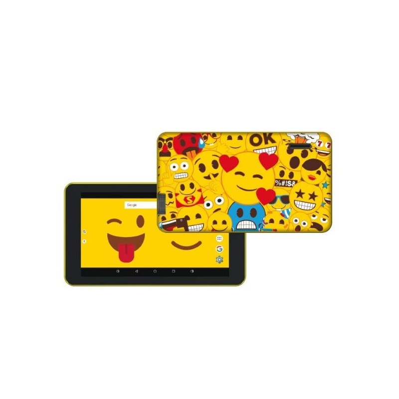TABLET ESTAR THEMED EMOJI 7""