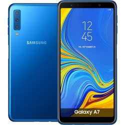 SMARTPHONE SAMSUNG GALAXY A7 2018 DS BLUE