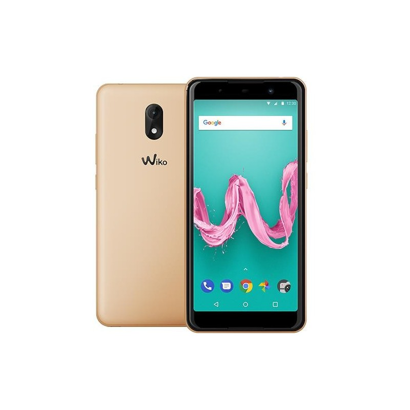 """SMARTPHONE WIKO LENNY 5 5.7"""" GOLD"""