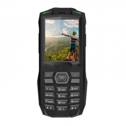 TELEMOVEL BLACKVIEW BV1000 DS BLACK/GREEN