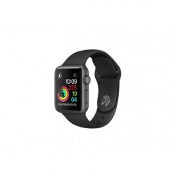 APPLE WATCH SERIES 1.38 SPACE GREY ALUMINIUM CASE