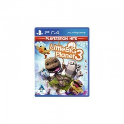 JOGO PS4 LITTLE BIG PLANET 3