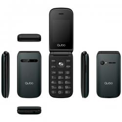 TELEMOVEL QUBO B209 BLACK