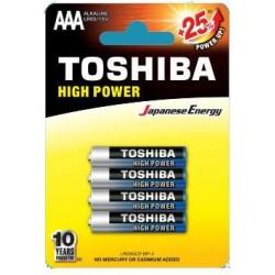 PILHA TOSHIBA HIGH POWER...