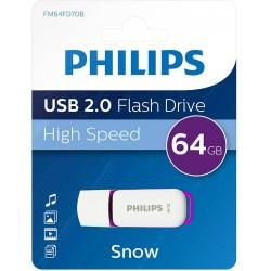 PEN DRIVE PHILIPS SNOW...